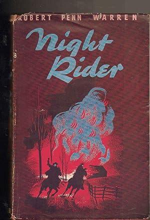 Night Rider: Robert Penn Warren