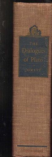 The Dialogues Of Plato. Jowett. Volume Two: Plato; B. Jowett: