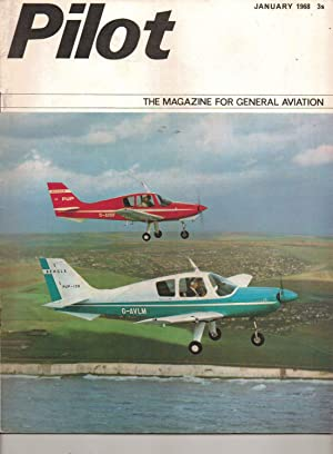 PILOT. January 1968. The Magazine for General: Brian Healey: Editor