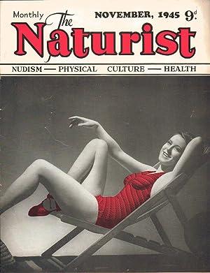 The Naturist Monthly Magazine. November 1945