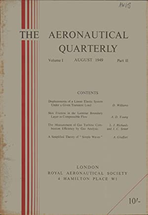 THE AERONAUTICAL QUARTERLY. VOLUME 1. PART 2. August 1949