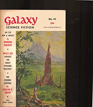 Galaxy Science Fiction. Number 50