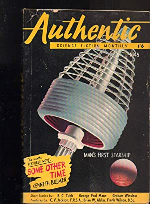 Authentic Science Fiction Monthly. Volume 1. Number: H. J. Campbell: