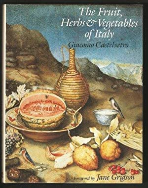 The Fruit, Herbs and Vegetables of Italy. 1st. edn.