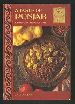 A Taste of the Punjab. Famous for tandoori dishes. 1st. edn.