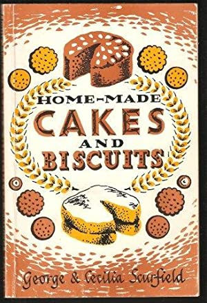 Home-Made Cakes and Biscuits.