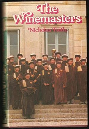 The Winemasters. 1st. edn.