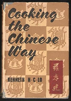 Cooking the Chinese Way. 1st. edn. 1955.