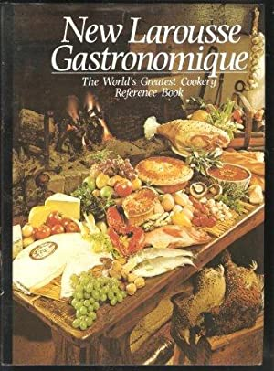 New Larousse Gastronomique. 1986.: MONTAGNE, Prosper.