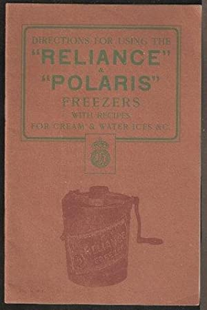 """Directions for using the """"Reliance"""" & """"Polaris"""": Husqvarna."""