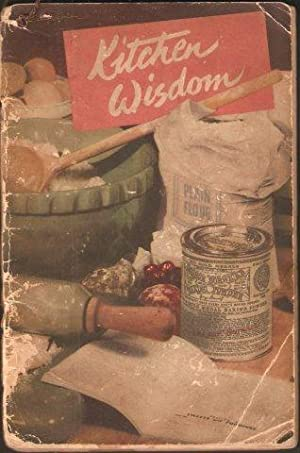 Kitchen Wisdom for use with Borwick?s Baking Powder. c.1940.