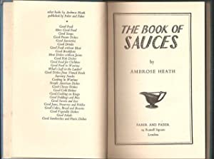 The Book of Sauces. 1948.