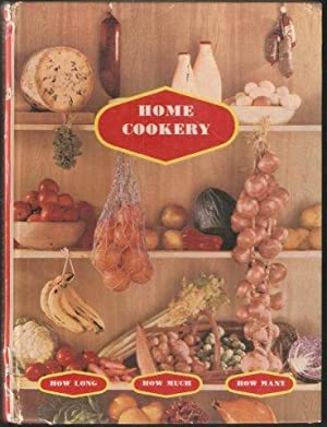Home Cookery. 1st. edn. 1956.
