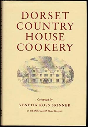 Dorset Country House Cookery. 2nd. imp. 1993.