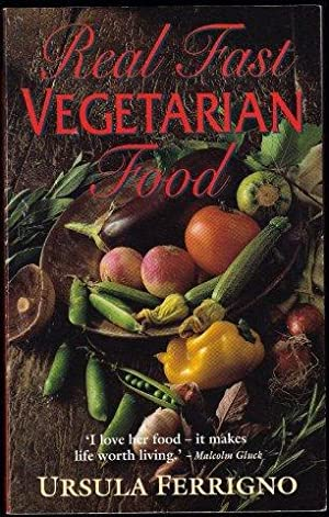 Real Fast Vegetarian Food. 1st.edn. 1996.