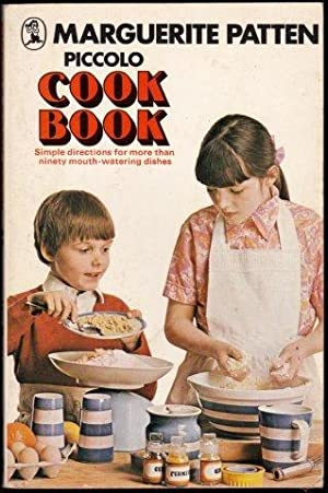 The Piccolo Cookbook. 1973