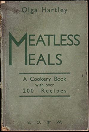 Meatless Meals. 1st. edn.