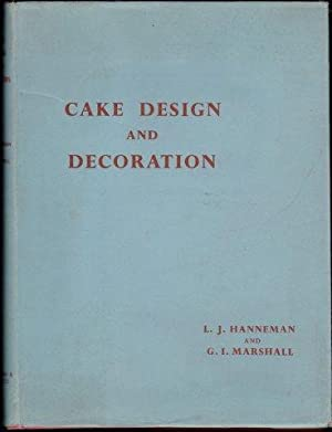 Cake Design and Decoration.