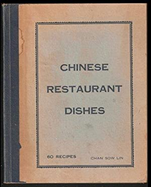 Chinese Restaurant Dishes.