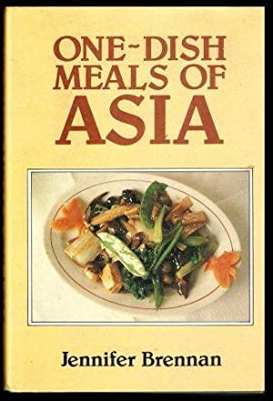 One-Dish Meals of Asia. 1st. Eng. edn.