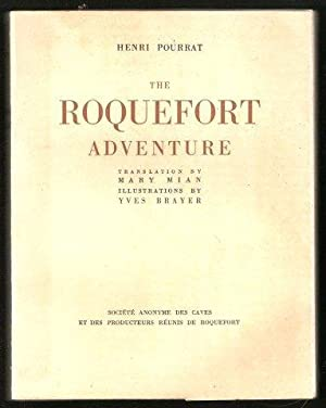 The Roquefort Adventure. 1st. English edn.
