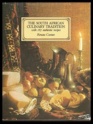The South African Culinary Tradition. 3rd. imp.