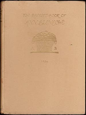 The Receipt Book of Ann Blencowe. A.D. 1694. Limited Edition. 1925.