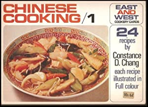 Chinese Cooking. 1968.