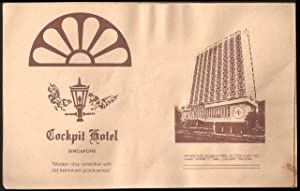 The Cockpit Hotel, Singapore, 1989.