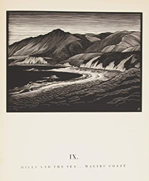 California Hills and Other Wood Engravings