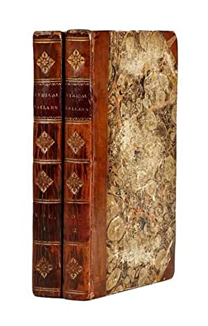 Lyrical Ballads, with other poems. 2 vols.: WORDSWORTH, William (&