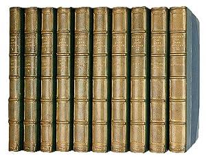 Works. The Novels of Jane Austen. Edited: AUSTEN, Jane.