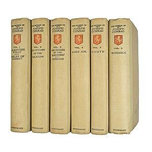 The Works of Joseph Conrad. 20 vols.: CONRAD, Joseph.