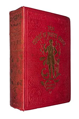 The Count of Monte-Cristo. With twenty illustrations,: DUMAS, Alexandre.