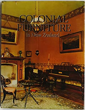 Colonial Furniture in New Zealand: Northcote-Bade, S.