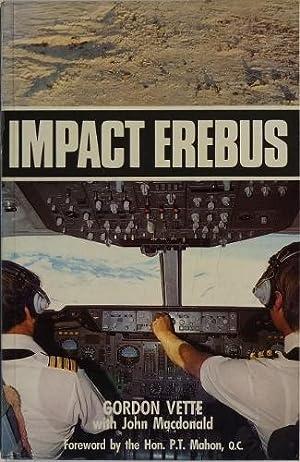 Impact Erebus: Vette, Gordon, with