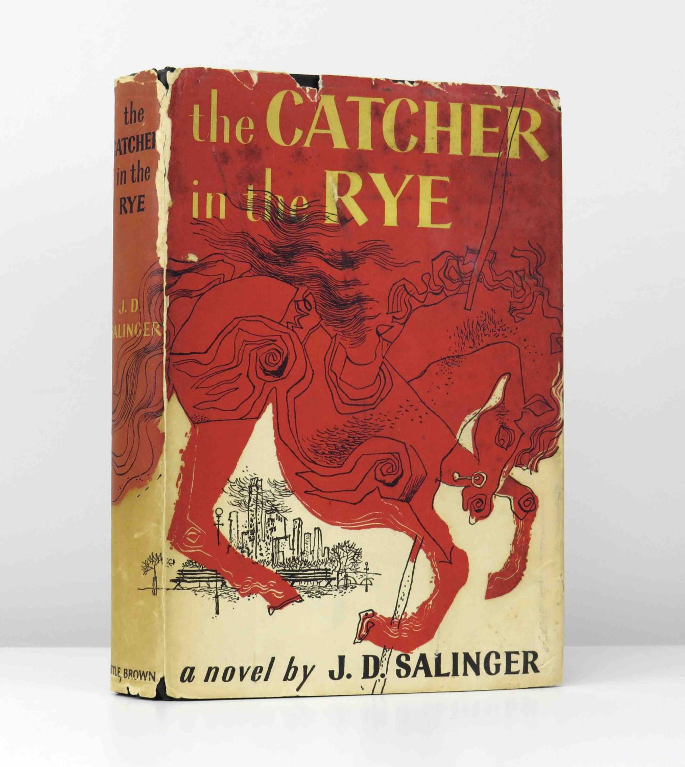 "an argument in favor of teaching catcher in the rye by j d salinger Oral arguments in the case pursues critical reflection on jd salinger and his masterpiece cr just as bernd ""the catcher in the rye by jd salinger and."