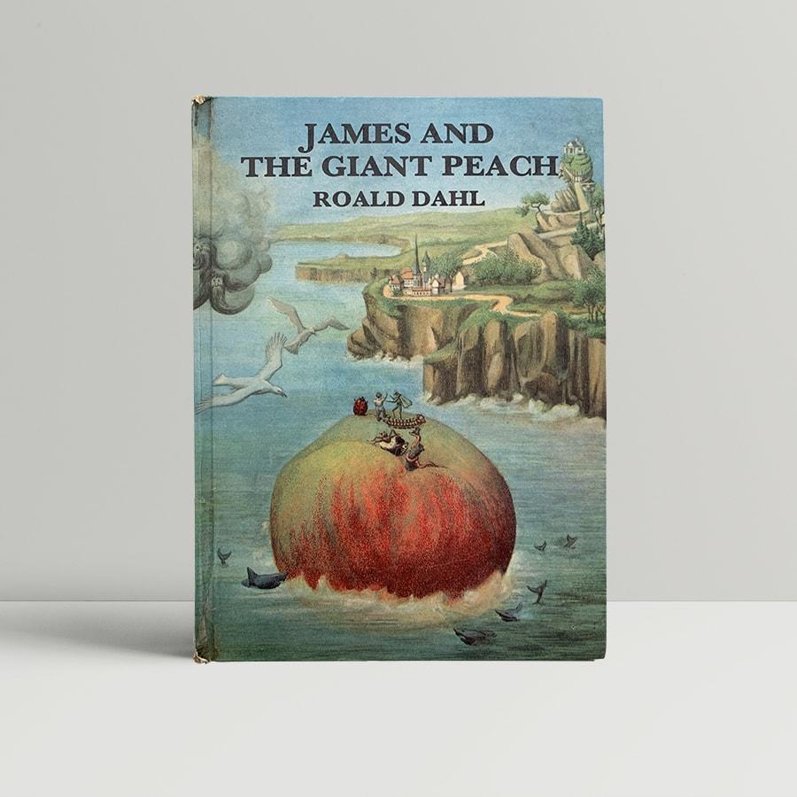 James and the Giant Peach Dahl, Roald
