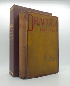 Dracula - true first issue and one: Stoker, Bram