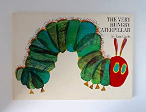 The Very Hungry Caterpillar - First UK: Carle, Eric