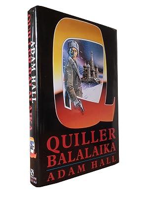 Quiller Balalaika: Hall Adam