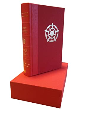 Wolf Hall - First Limited SIGNED and: Mantel, Hilary