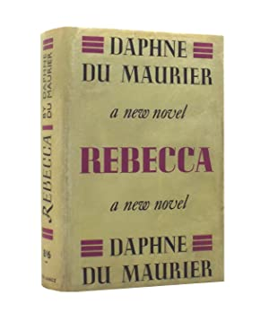 Rebecca - First Issue - SIGNED by: Du Maurier, Daphne