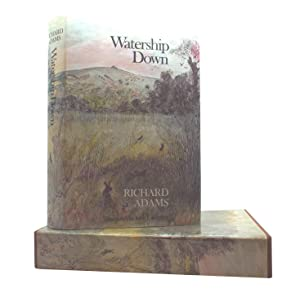 Watership Down - First Illustrated Edition -: Richard Adams