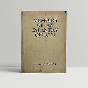 Memoirs of an Infantry Officer - First: Sassoon, Siegfried