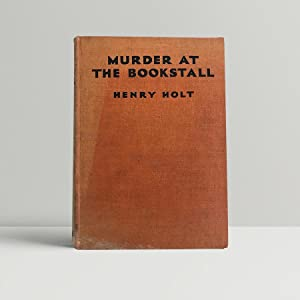 Murder At The Bookstall