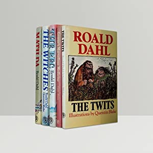 Five First Editions [Comprising: The Twits/George's Marvellous: Dahl, Roald [Quentin