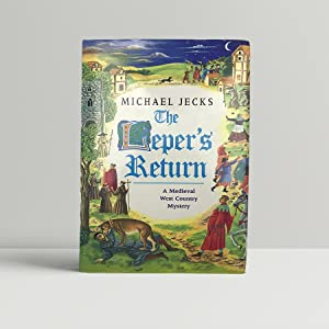 The Leper's Return - SIGNED and INSCRIBED: Jecks, Michael