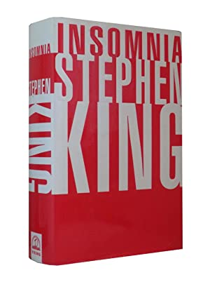 Insomnia - SIGNED by the Author: King, Stephen