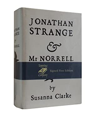 Jonathan Strange and Mr Norrell - SIGNED: Clarke, Susanna